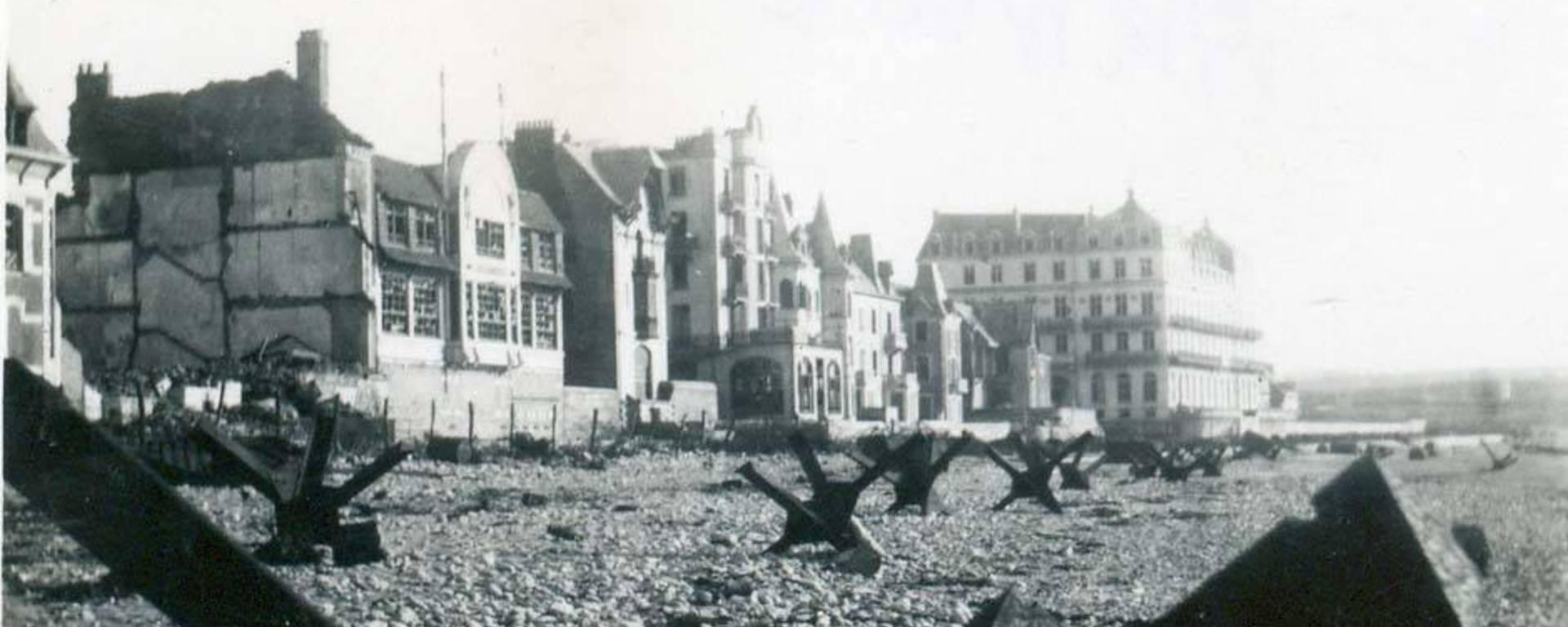 Wimereux pendant la Seconde Guerre Mondiale