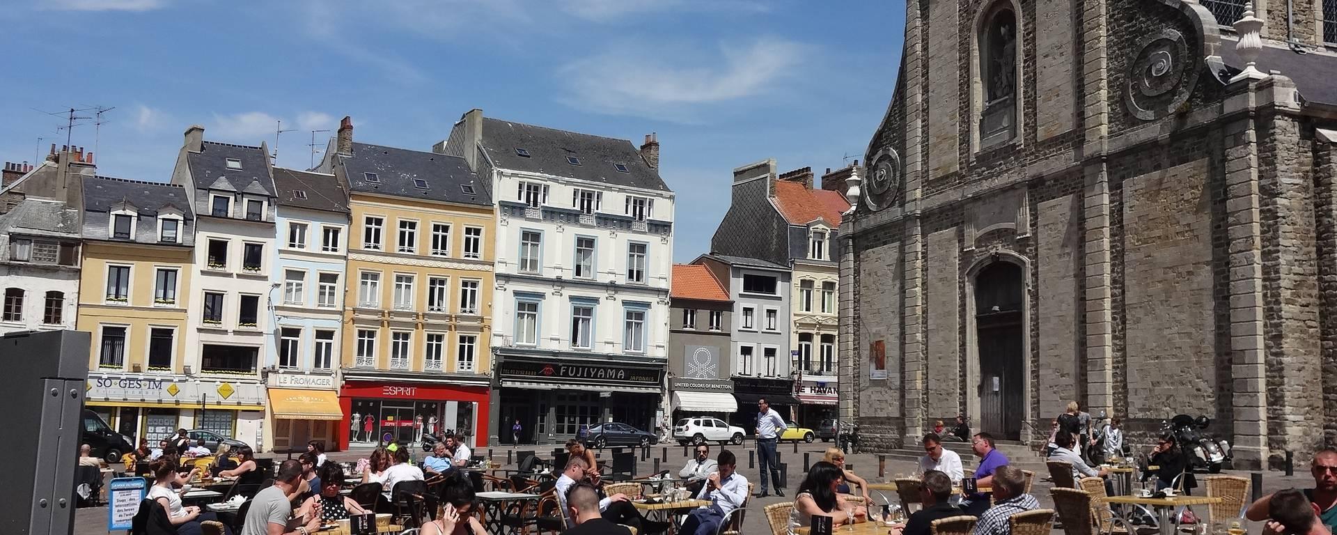 Place Dalton Boulogne-sur-Mer