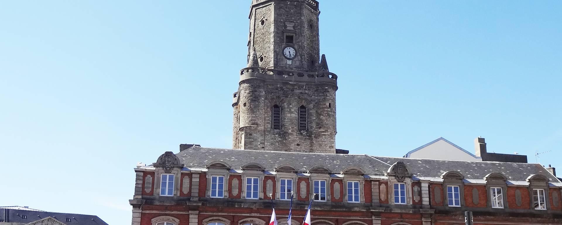 Le Beffroi Boulogne-sur-Mer