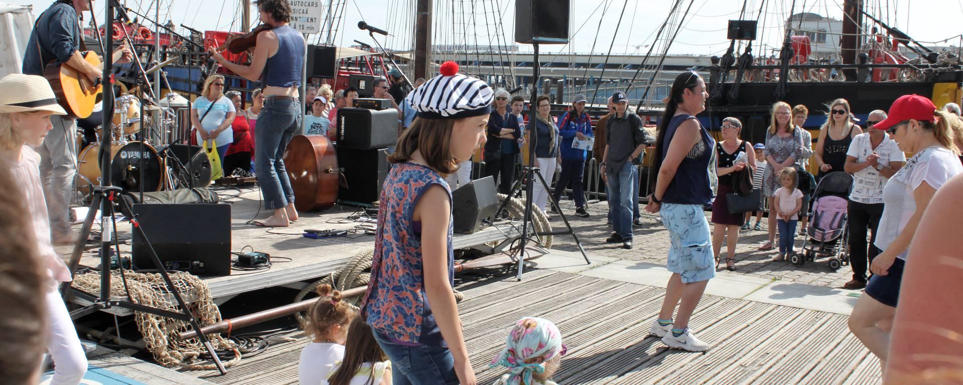 La Côte d'Opale fête la Mer à Boulogne-sur-Mer