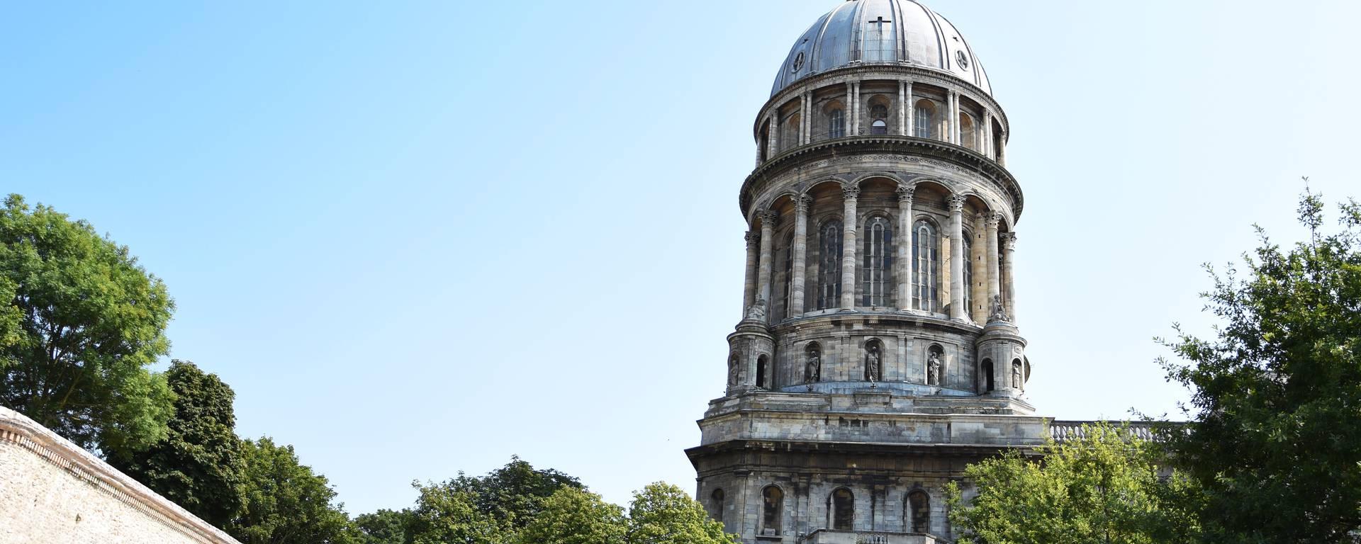 La basilique Notre-Dame Boulogne-sur-Mer