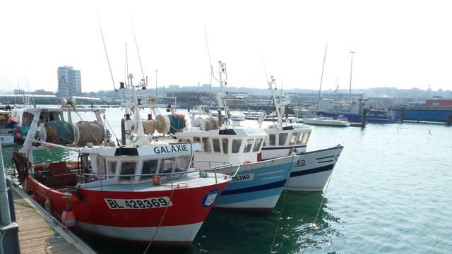 Visite guidée du port de Boulogne-sur-Mer