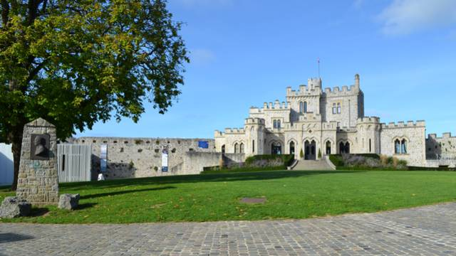 Le château d'Hardelot : centre culturel de l'Entente Cordiale