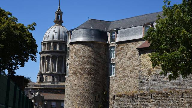 Chateau & Basilique