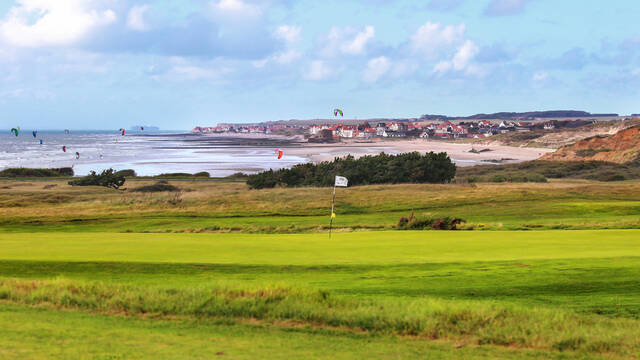 Golf at Wimereux