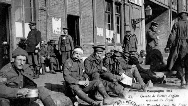 Première Guerre Mondiale - Boulogne-sur-Mer