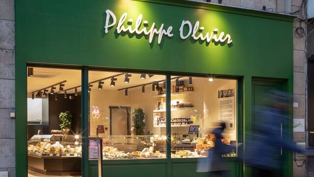 vitrine philippe olivier
