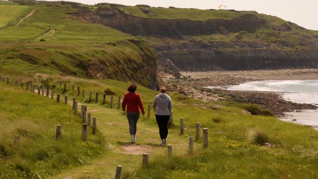 Wandelaarsters