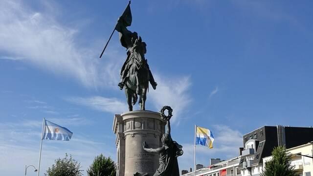 Statue San Martin