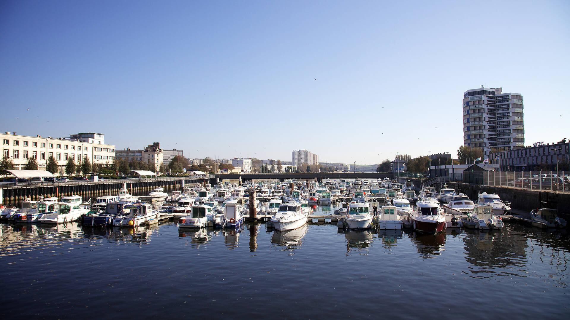Bassin Frédéric sauvage