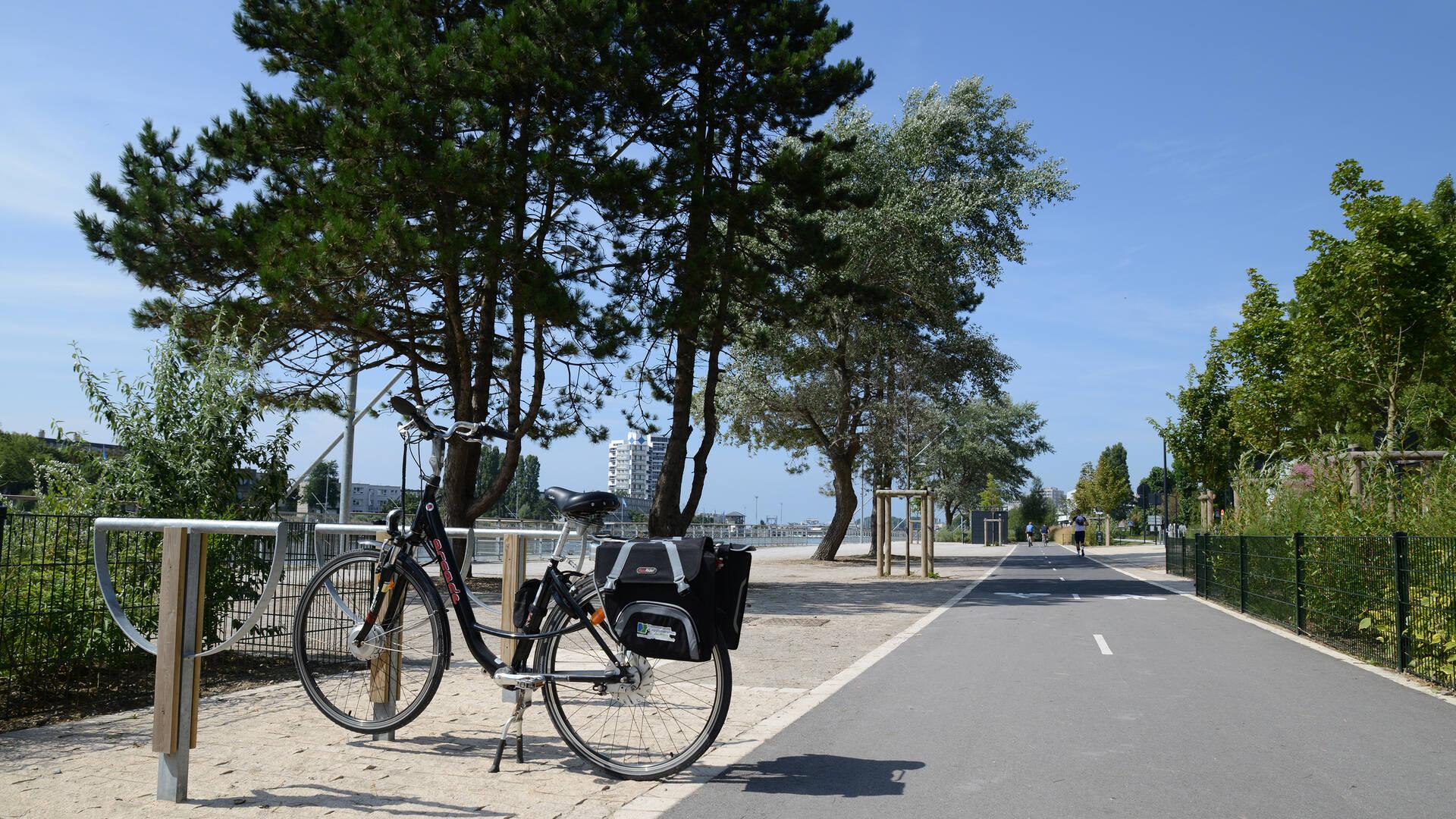 berges vélo
