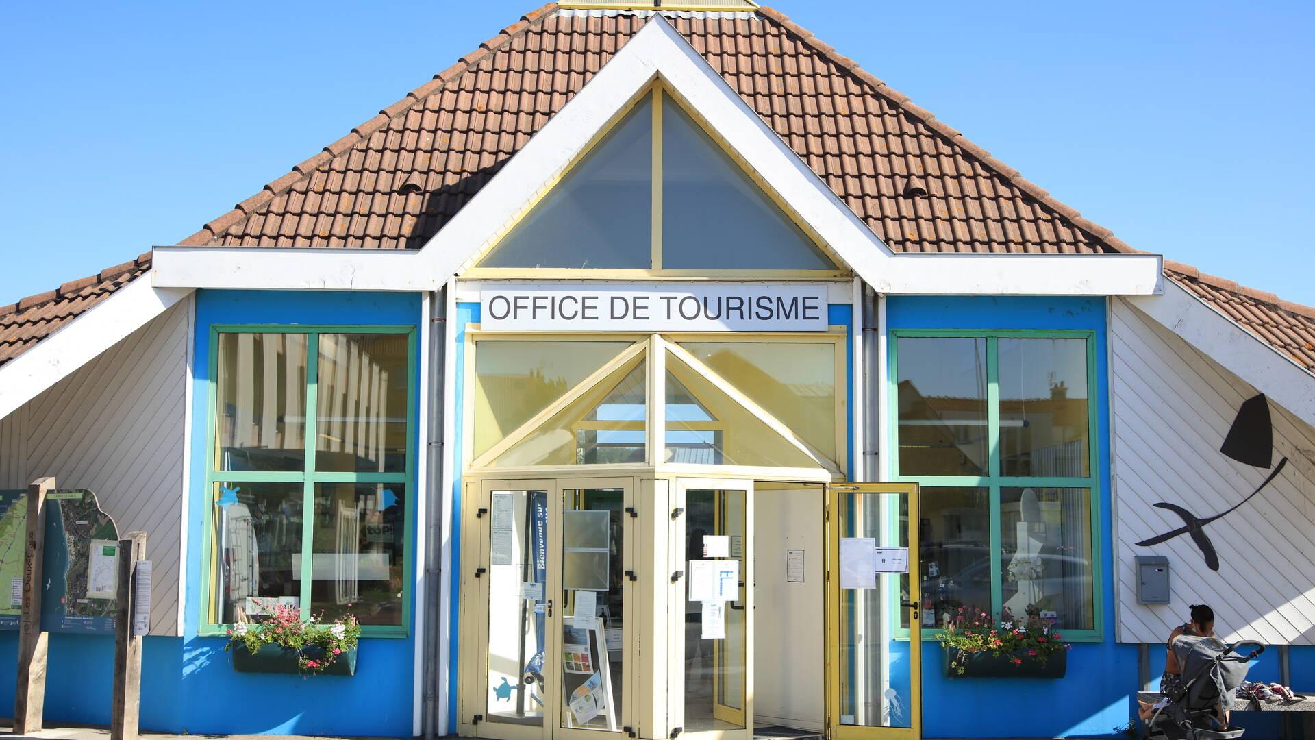 façade extérieure du bureau de Wimereux