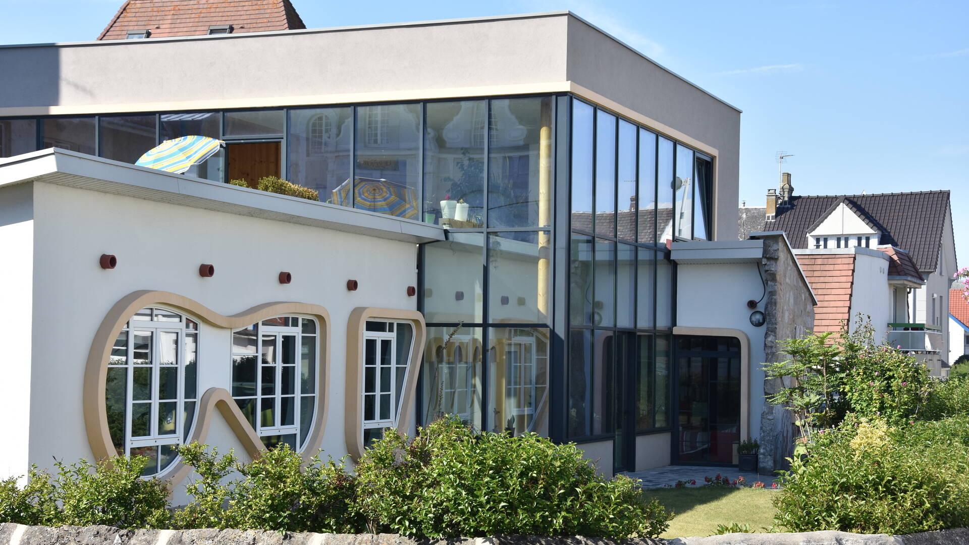 Villa balnéaire de Wimereux