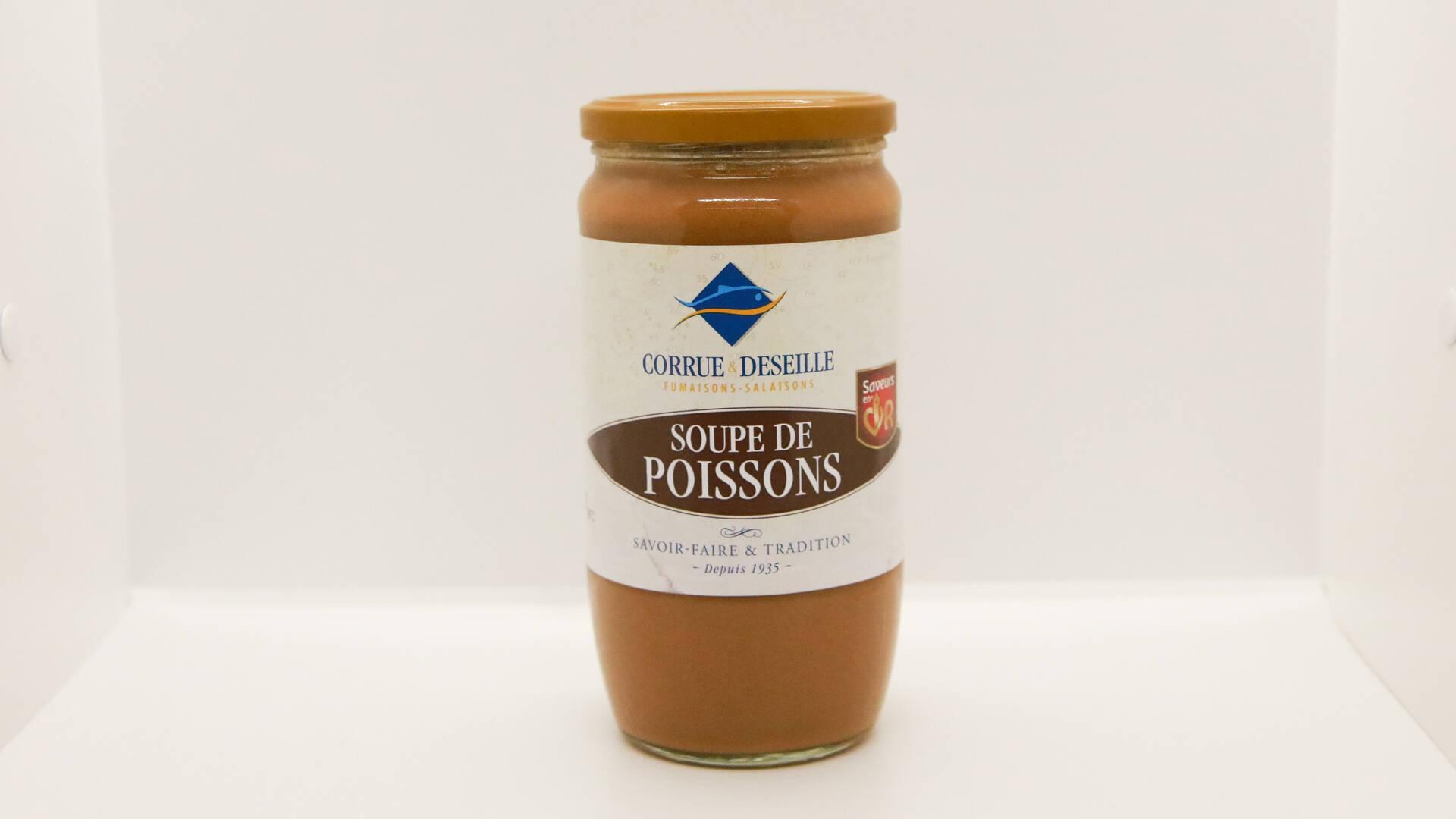 soupe corrue & deseille