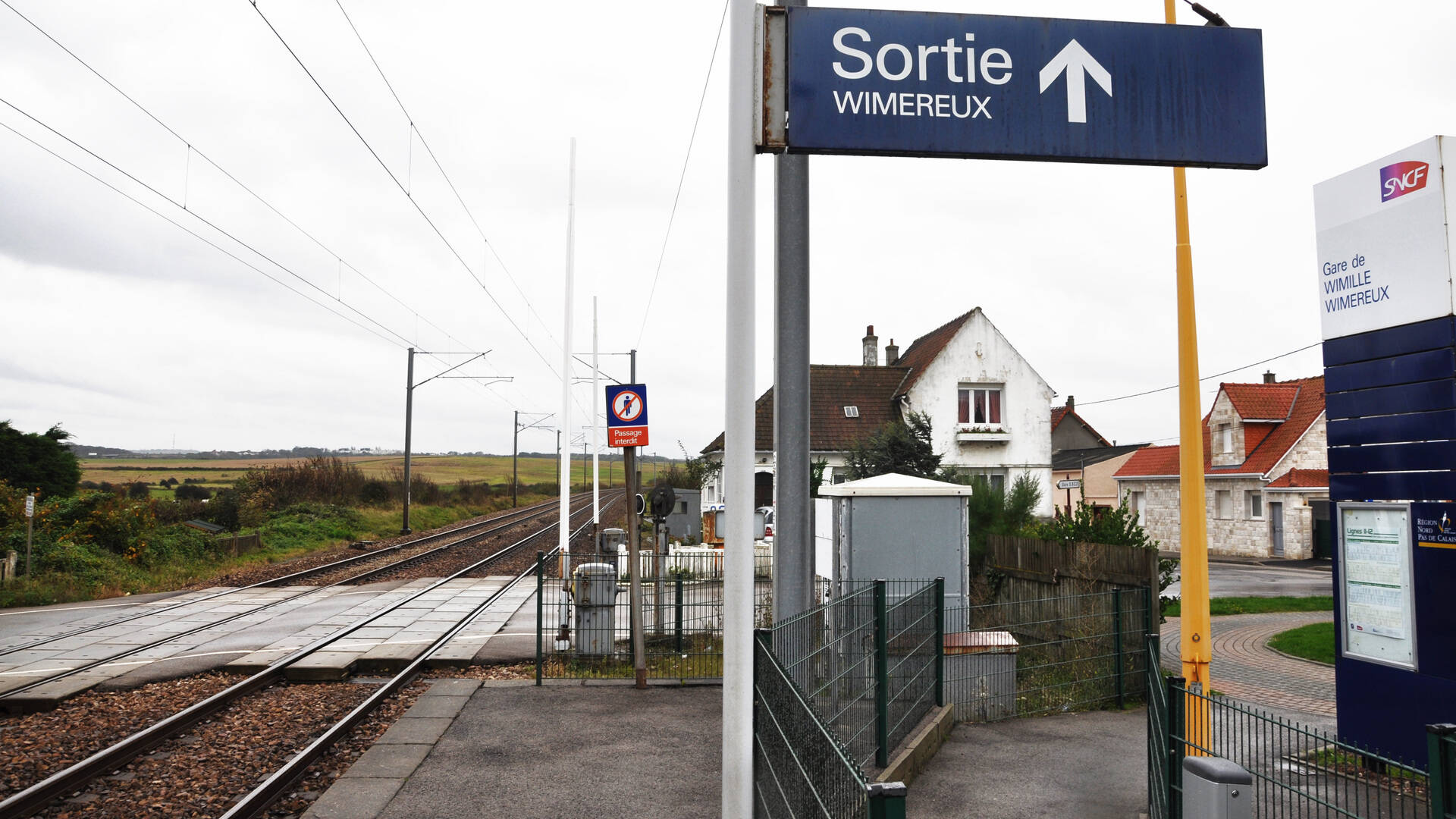 gare de Wimereux ©L. de Rocquigny