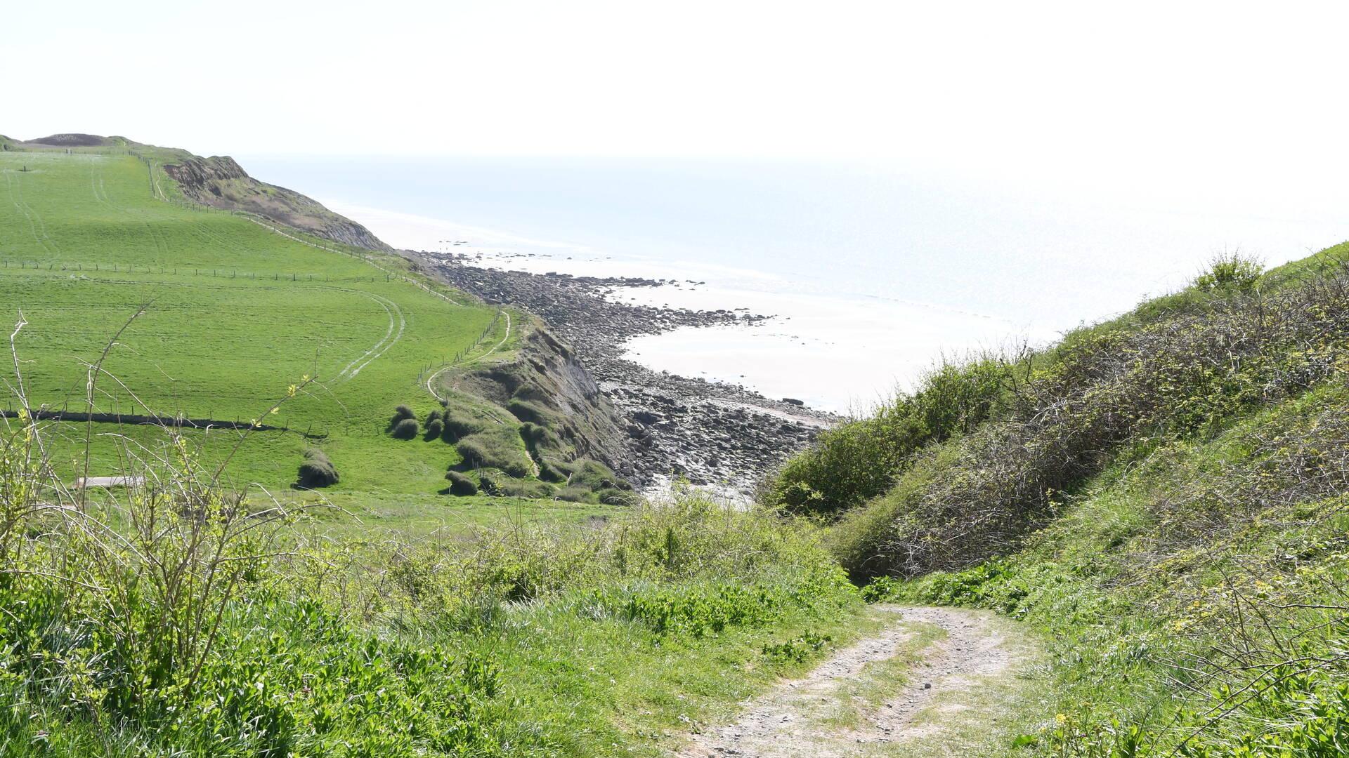 Sentier sur les falaises_©Ville Le Portel