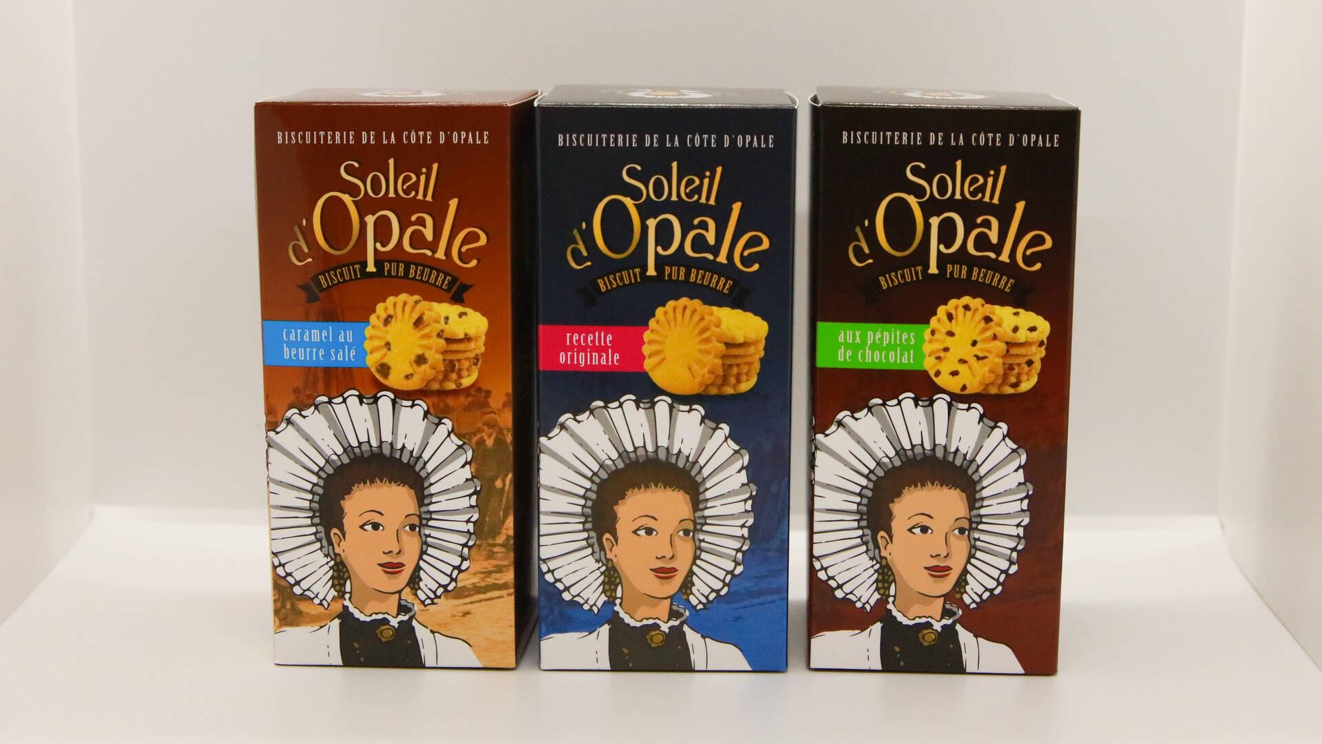 Soleils d'Opale