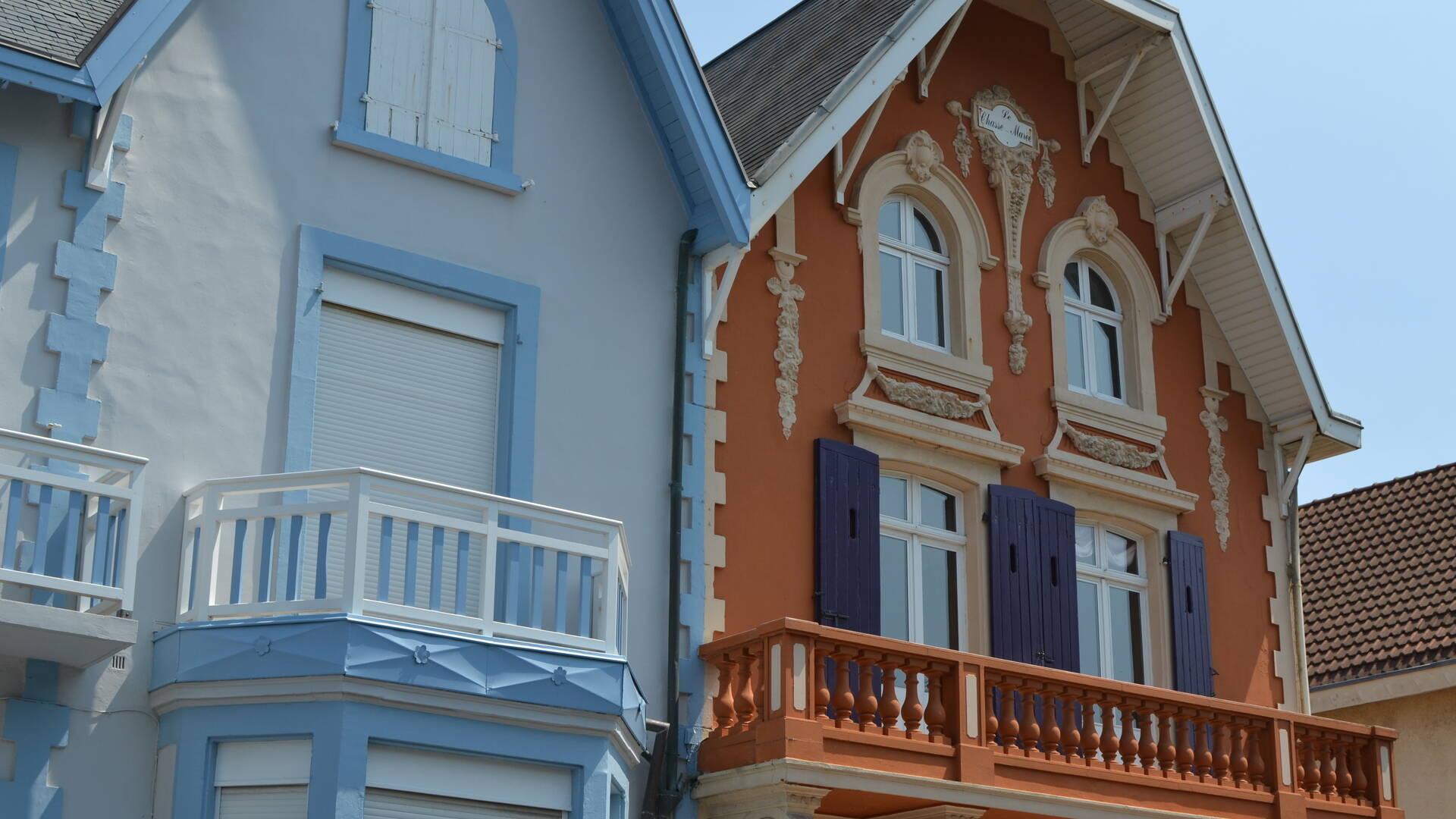 Villas Wimereux