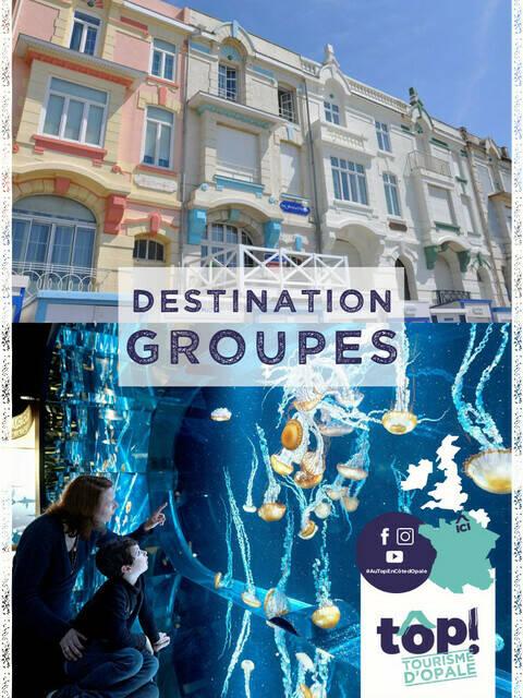 brochure groupes top 2020