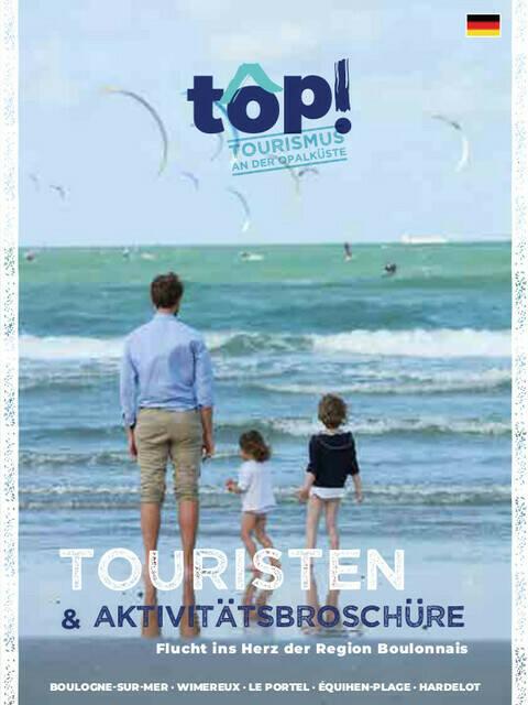 Touristen & Aktivitätsbrochüre
