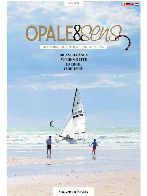 couverture magazine Opale & Sens