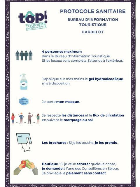 protocole sanitaire FR
